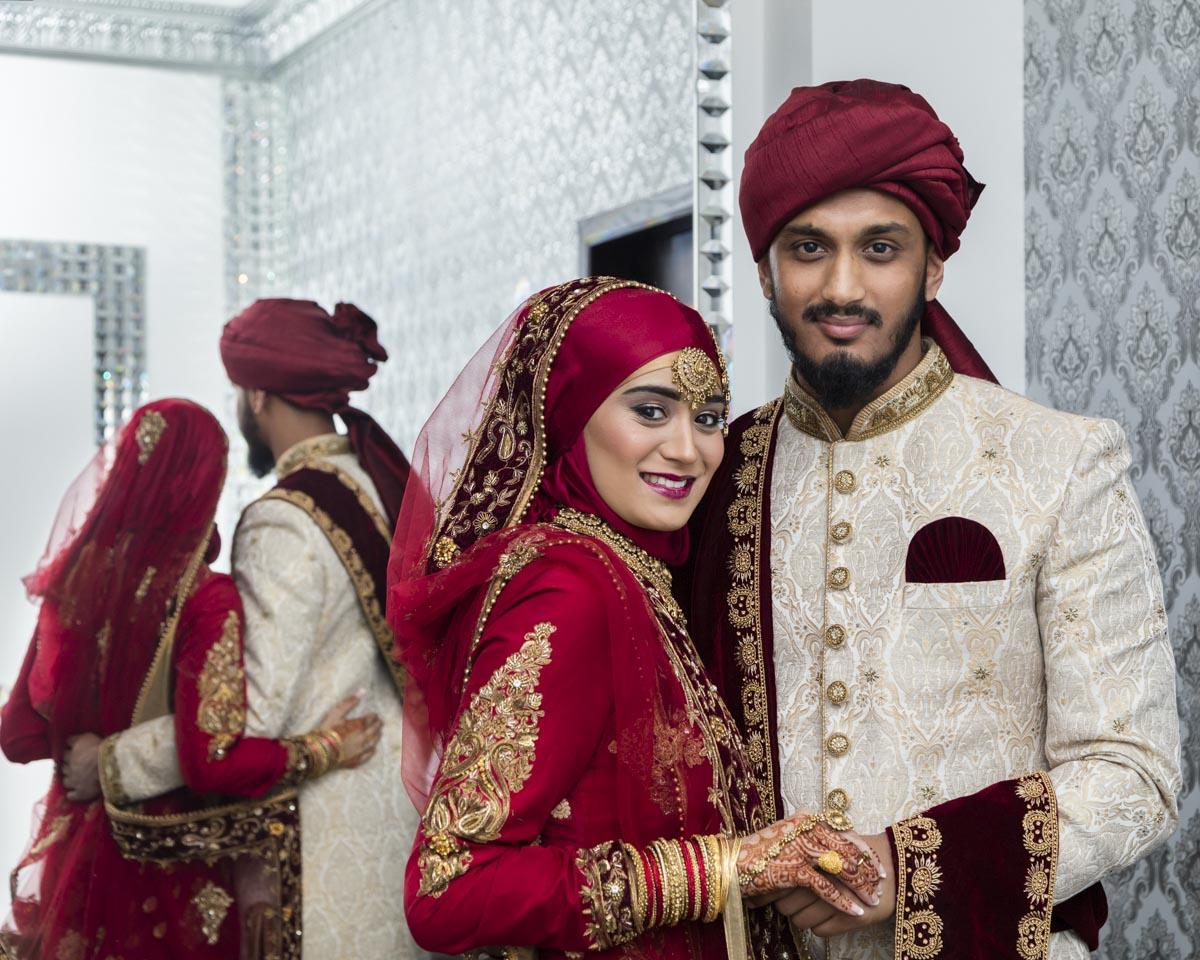 Pakistani Wedding Photography London