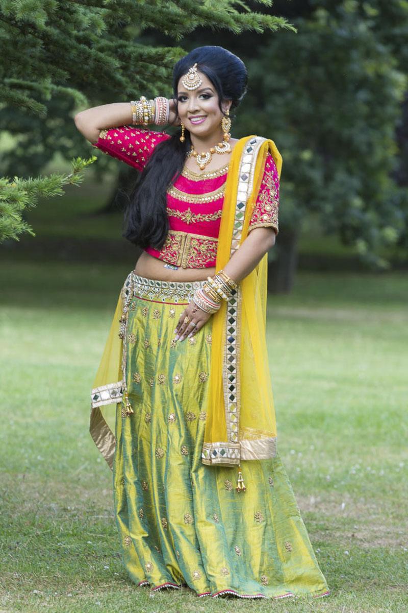 Red Wedding Photography: Sikh Wedding Photography